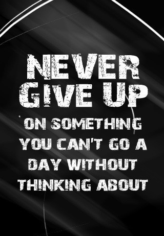 Never Back Down Quotes And Sayings Motivational And Inspirational