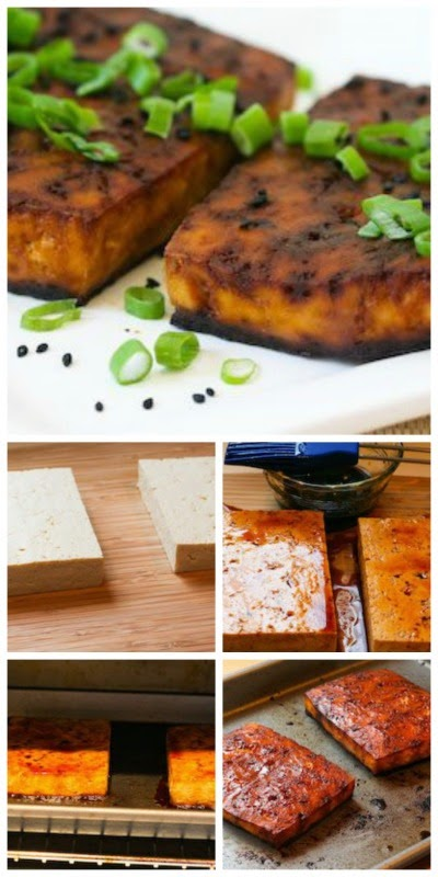 Easy Baked Tofu Recipe with Soy and Sesame | Kalyn's Kitchen®