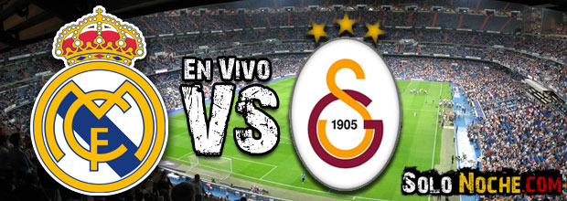 Real Madrid vs Galatasaray en Vivo 2011