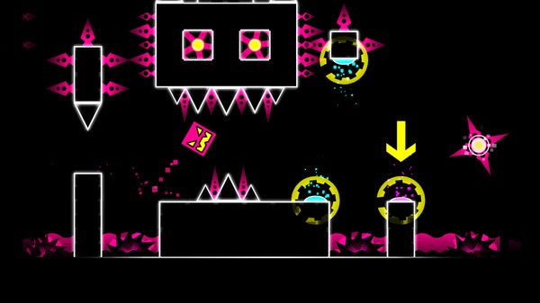 Image Result For Geometry Dash Coloring