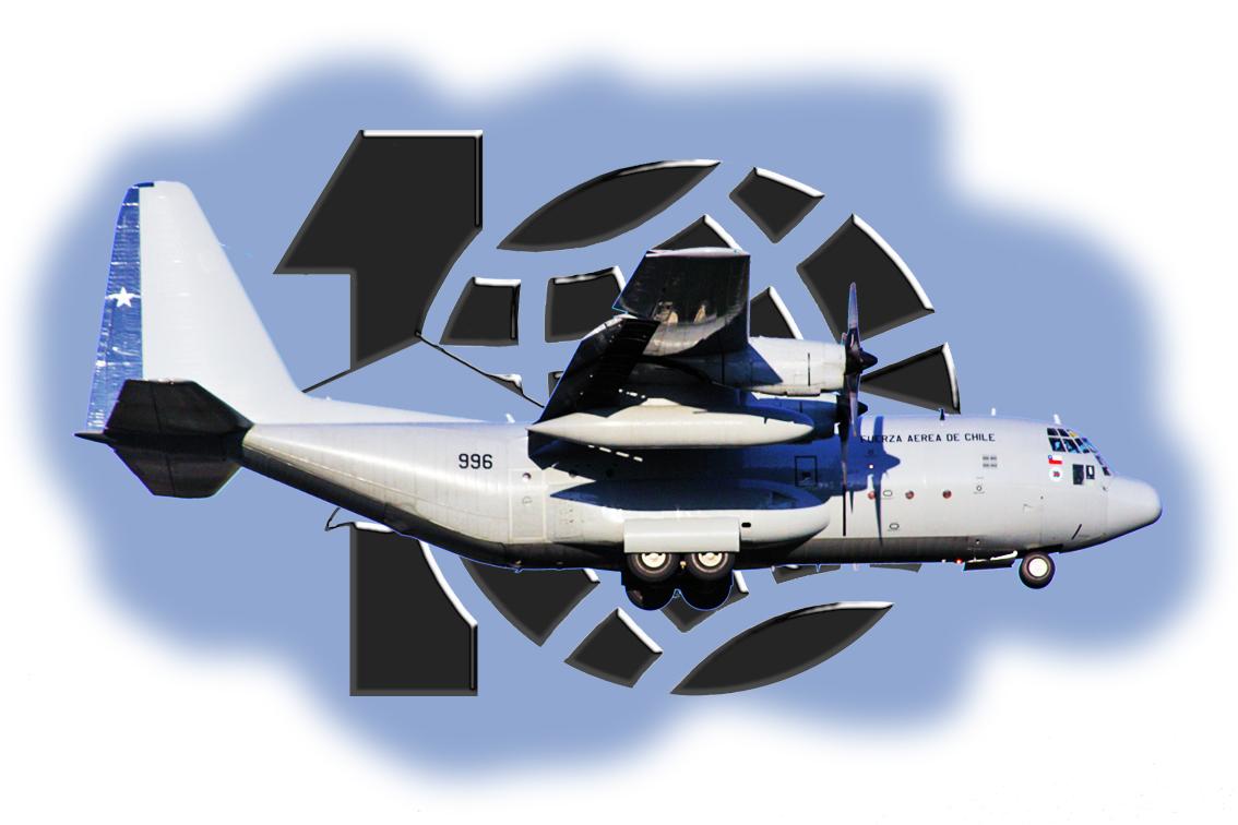 C-130 HÉRCULES en CHILE