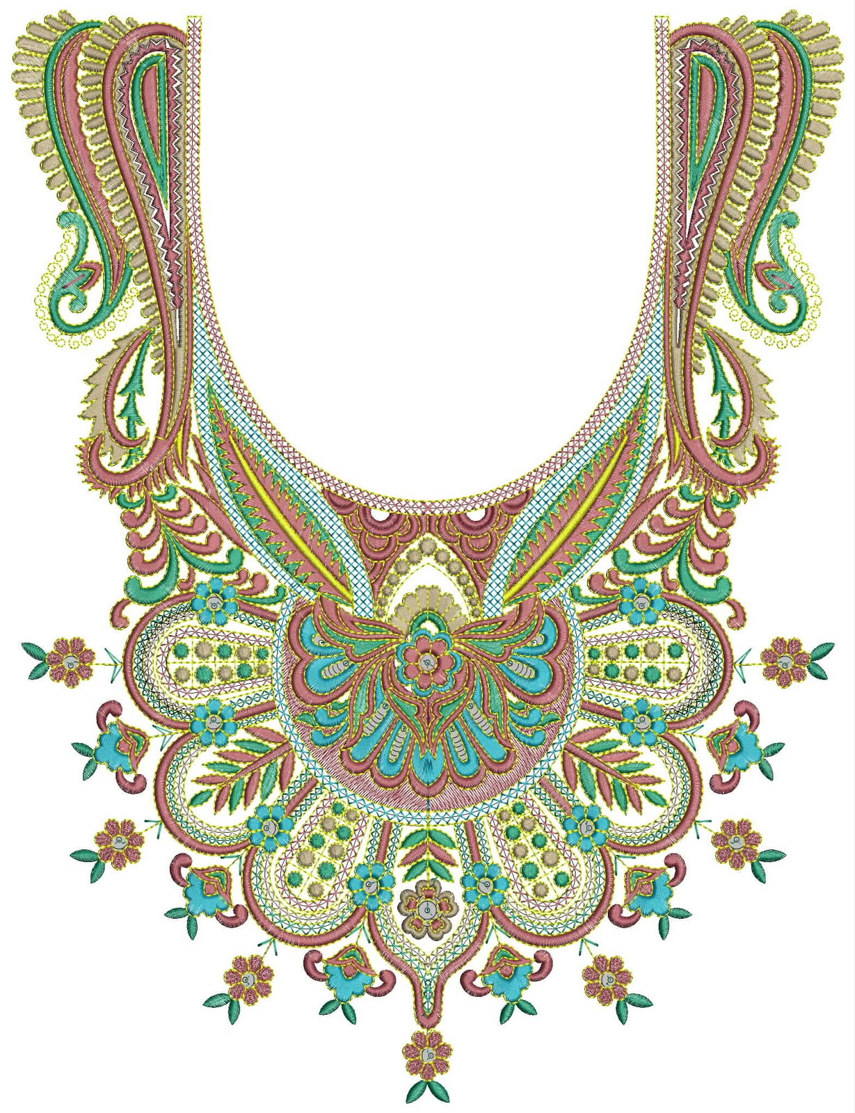 Embdesigntube Sequin Embroidery Design With 3 Mm Plus 23
