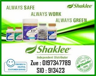 I Love Shaklee