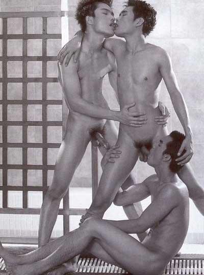 Door+1 003 Hot Thai Boys with Big Uncut Cocks