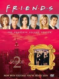 Assistir Friends 2 Temporada Dublado e Legendado