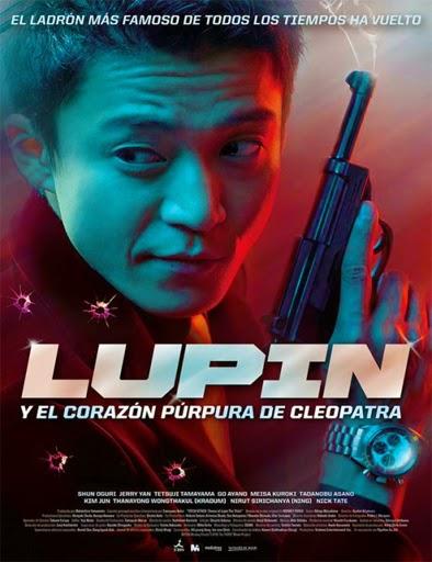 Ver Lupin y el corazón púrpura de Cleopatra (Rupan sansei) (2014) Online