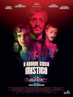 O Grande Circo Místico Filmes Torrent Download capa