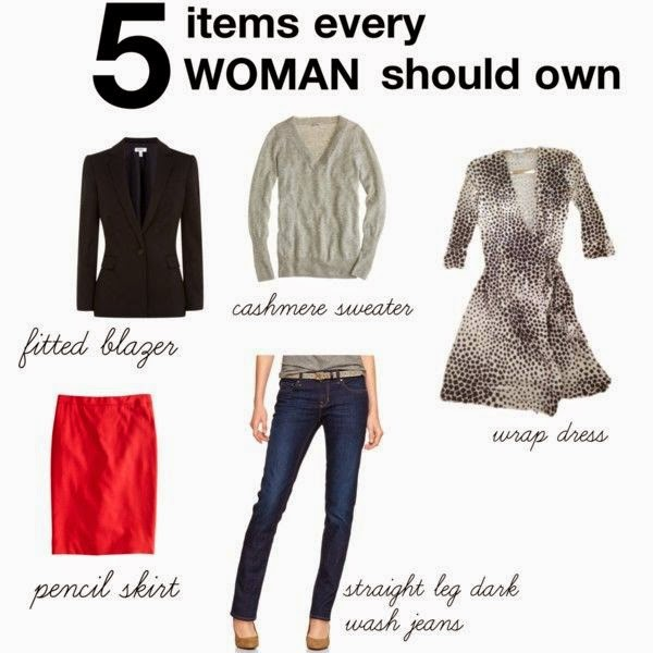 5 things, closet, wardrobe, essentials, Q+A, bloggers, never fully dressed, withoutastyle,