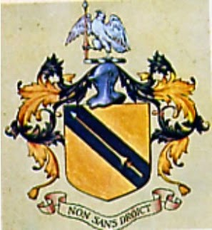 Sagesse du pluvian - Page 23 Shakespeare_coat+of+arms