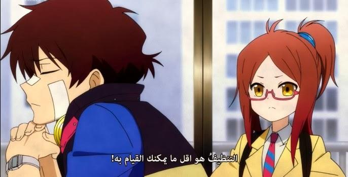 تحميل حلقه الرابعه من الانمي Hamatora The Animation مترجمة عربي + مشاهده
