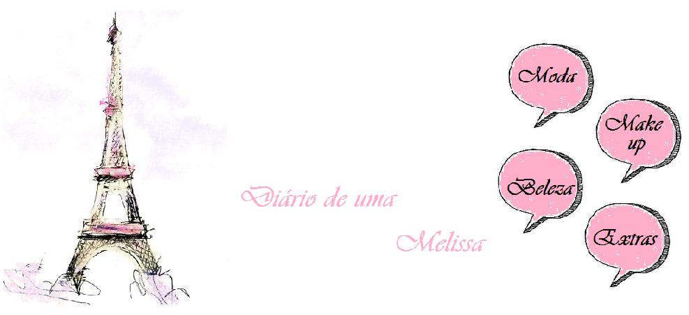 Diário de uma Melissa
