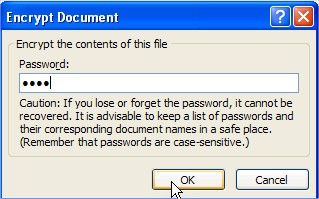 Encrypt Document