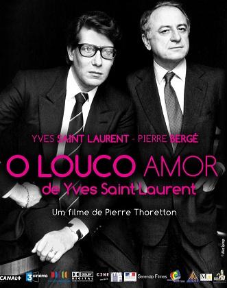 GNT exibe documentário O Louco Amor de Yves Saint Laurent