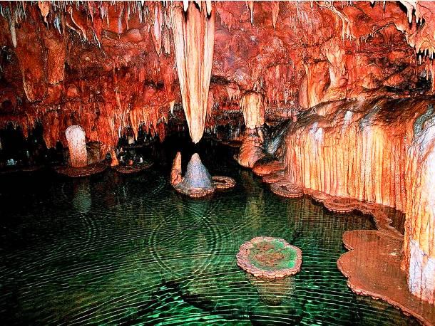 Onondaga Cave, Missouri , USA