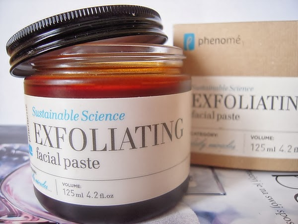 Phenome, Exfoliating Facial Paste