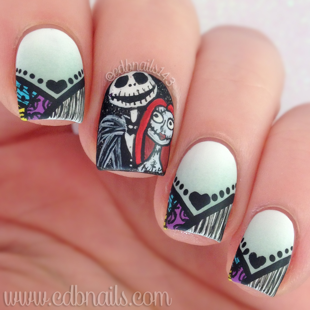 Cdbnails 40 Great Nail Art Ideas Halloween