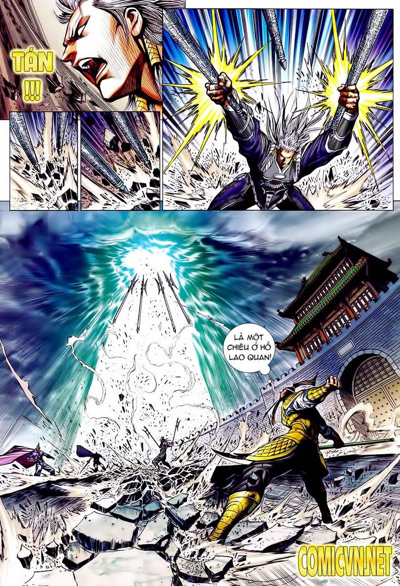 Thiên Tử Truyền Kỳ 7 - Tam Quốc Kiêu Hoàng: Chapter 50