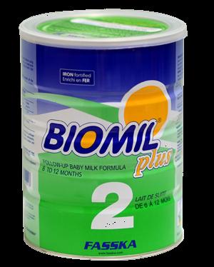 Sữa Công Thức Sinh Học BioMil Cho Trẻ Em