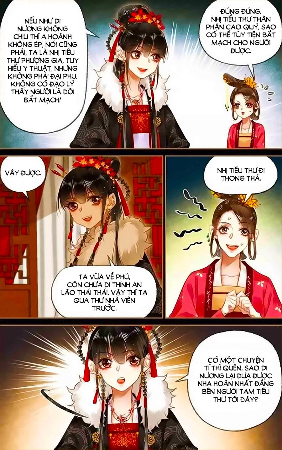 Thần Y Đích Nữ chap 162 - Trang 6