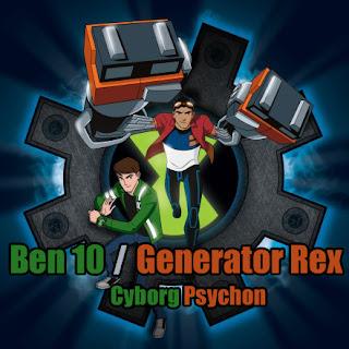 Ben 10/Mutante Rex: Heróis Unidos - Dublado