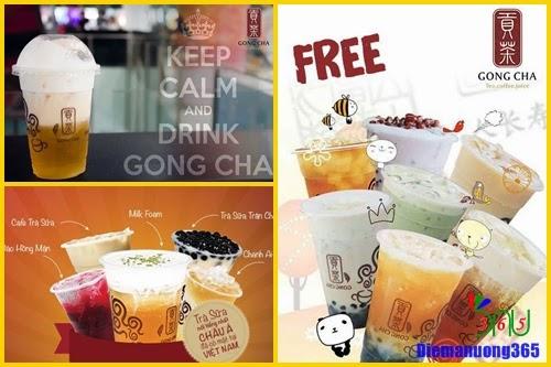 33 thức uống trà sữa ngon tại Gong Cha sẽ khai trương tại TpHCM - 3