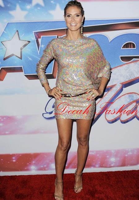 Trend Busana Glitter Glamour