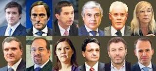 Governo PSD Agente dos Bancos