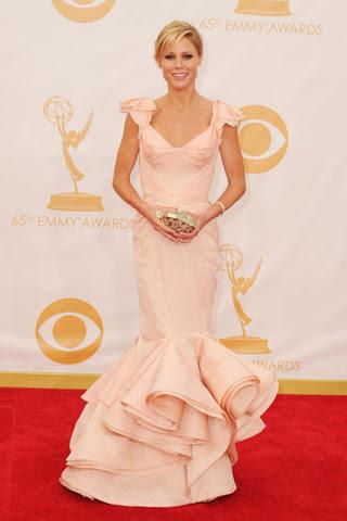 Julie Bowen in Zac Posen 2013 Primetime Emmy's