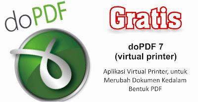 doPDF virtual printer - cecep husni mubarok
