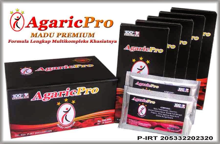 Obat Herbal AgaricPro