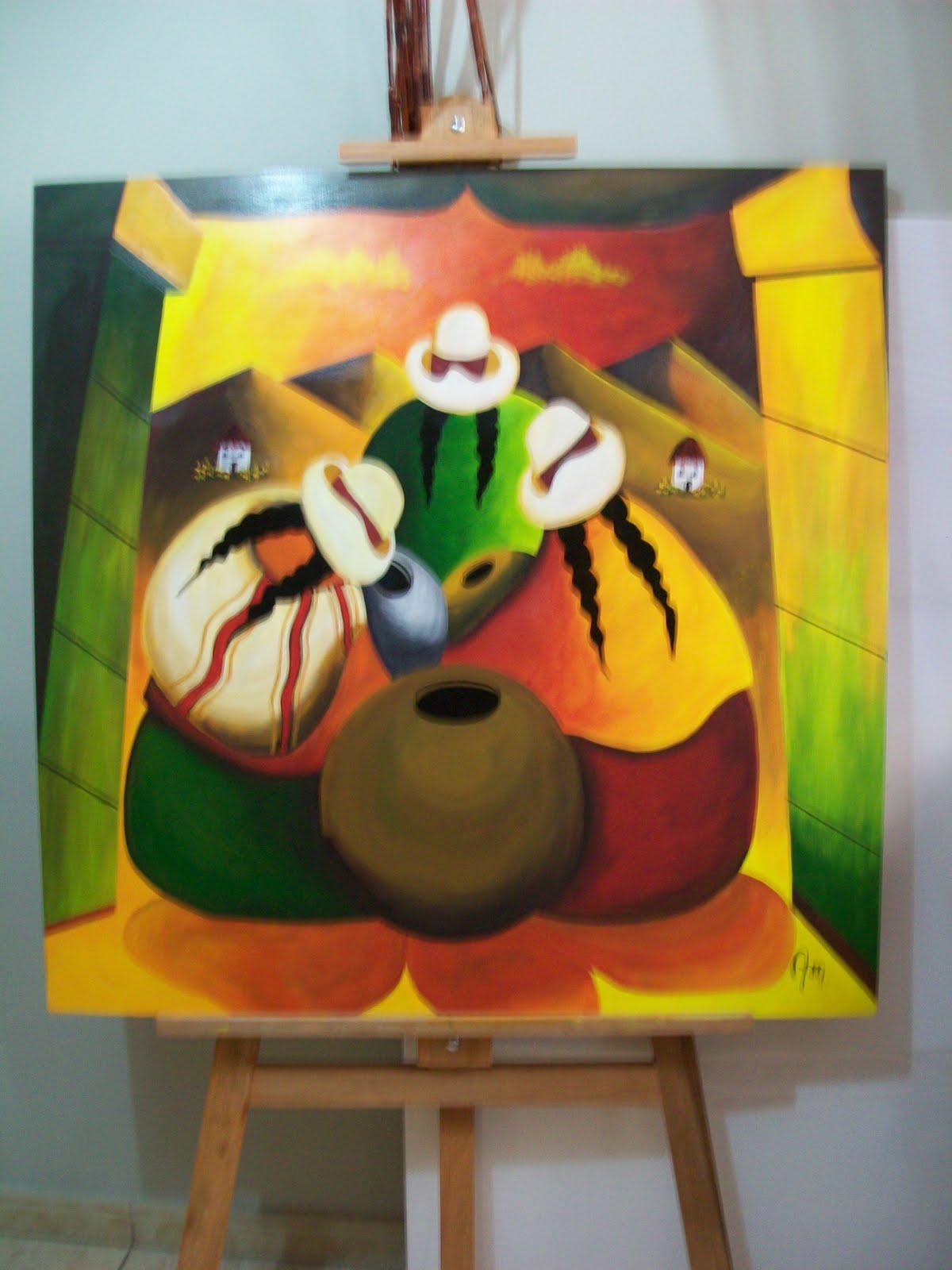 Artemania taller venta de manualidades talleres de for Cuadros mexicanos rusticos