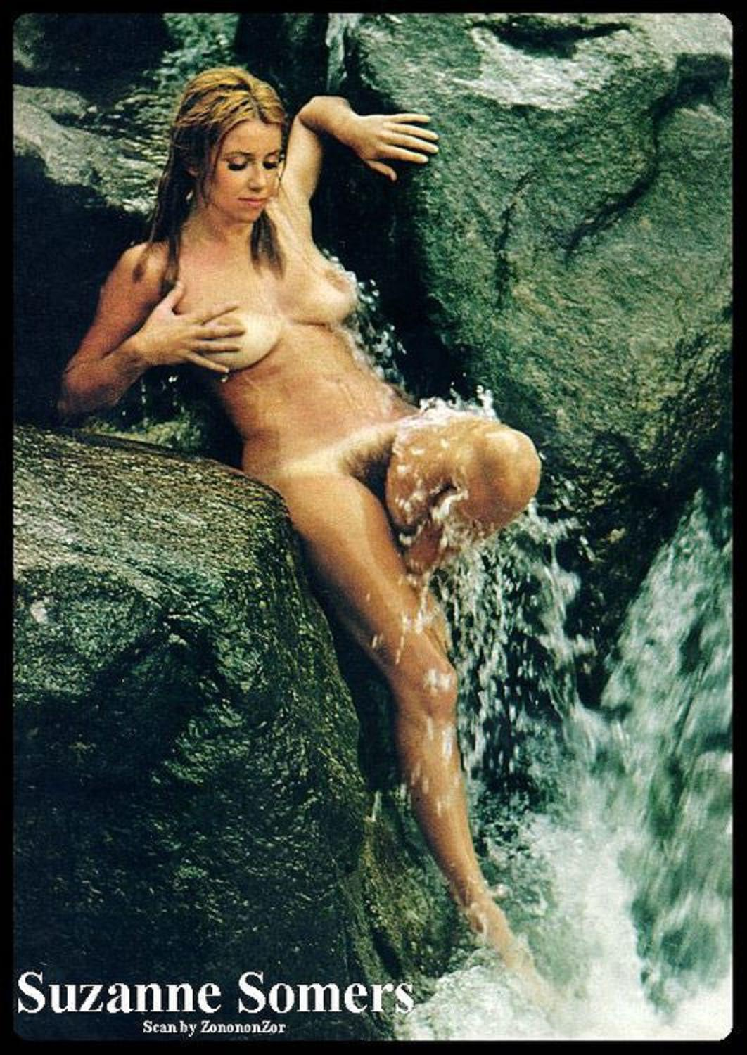 Suzanne Somers Nude