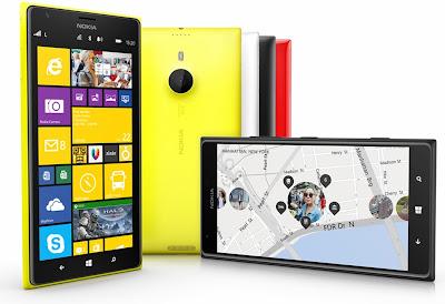 Nokia Lumia 1520 Pic