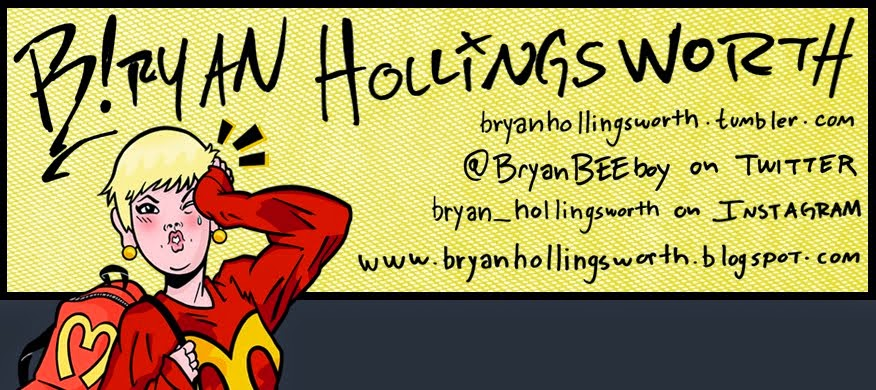 B! art - BRYAN R. HOLLINGSWORTH