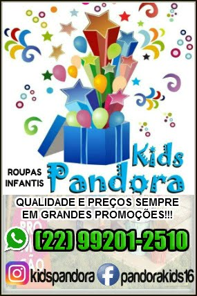 Pandora Kids Moda Infantil