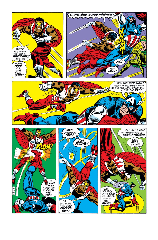 Captain America (1968) Issue #189 #103 - English 14