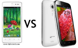 Micromax A116 vs Karbonn s1 Comparison and specifcations