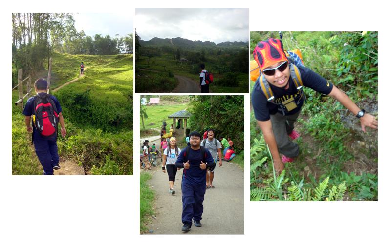 climbing osmena peak traverse to kawasan falls in cebu online