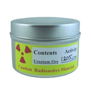 weird stuff on amazon - uranium ore