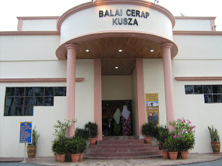 Balai cerap yang menjadi Tempat / Lokasi untuk melihat anak bulan Syawal bagi tahun 2013 / 1434H