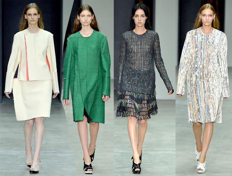 Calvin Klein Collection (ph/Style.com)