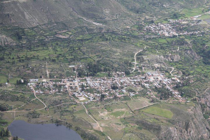 Ciudad de Cabana Sur y Aucará