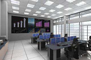 Diseño Centros de Mando Monitoreo