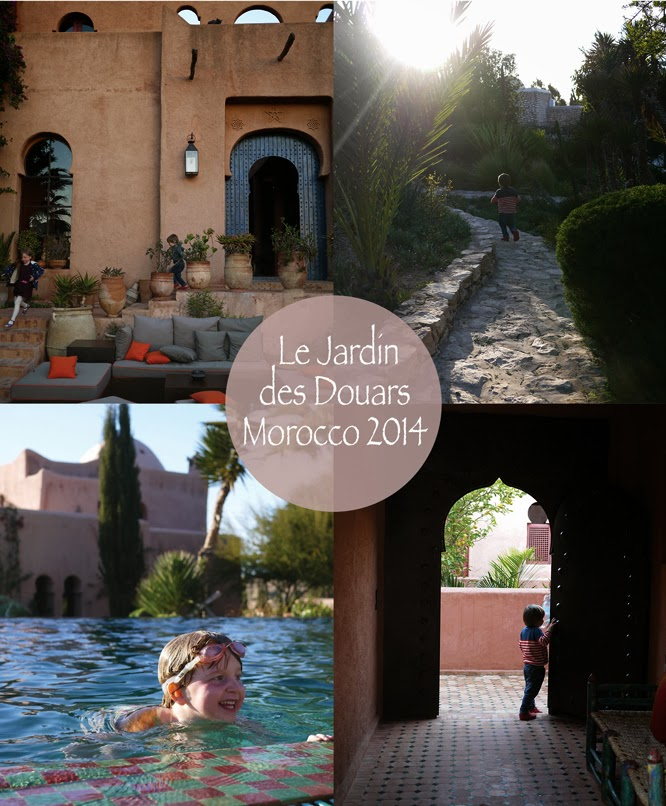 Our trip to Morocco 2014, we stayed at Le Jardin des Douars. By Alexis At www.somethingimade.co.uk