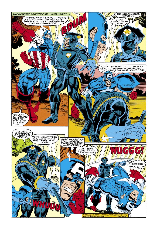Captain America (1968) Issue #428 #378 - English 21