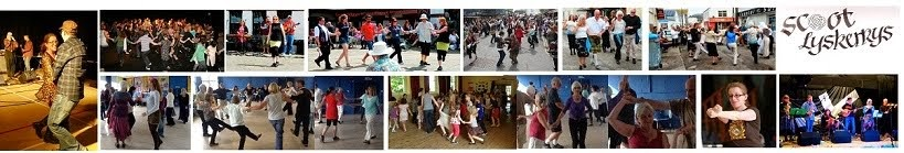 Cornish Dancing in Liskeard, Callington & Beyond