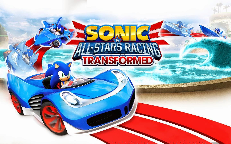 تحميل لعبة سونيك وسباق النجوم مجاناً لفترة محدودة للأندرويد والأيفون Sonic & All-Stars Racing Transformed APK-iOS