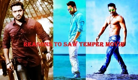 Reasons to Watch Jr NTR Temper Movie