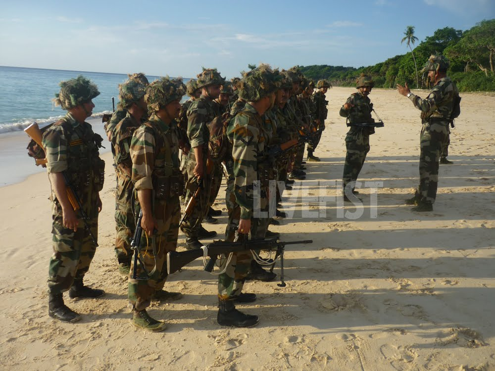 Indian Amphibious Force