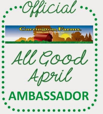 Carrington+Farms #CarringtonAllGoodApril  Carrington Farms Review @CarringtonFarms